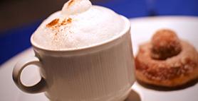 Cappuccino Semifreddo By Thomas Keller of  French Laundry