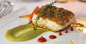 Grilled Halibut By Simone Mua