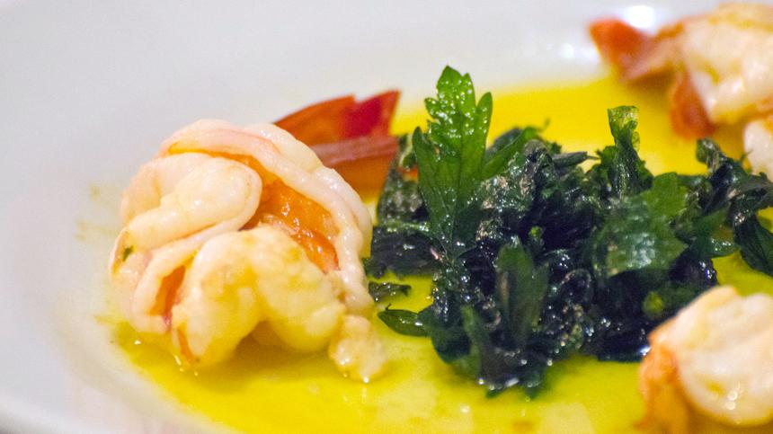 Sauteed Shrimp By Casareyna