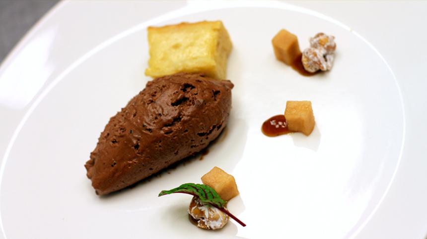 Valrohna Chocolate Mousse