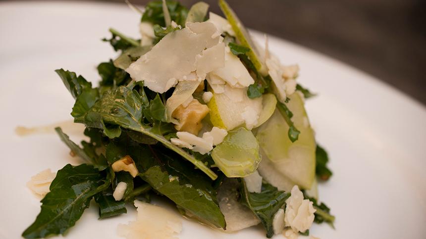Arugula, Fennel and Pear Salad By Donnie Masterton