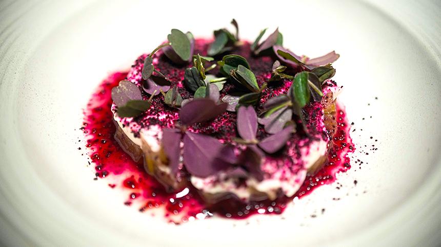 Tartine Rhubarb By Paul Bentley