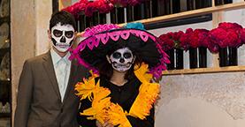Tequila Casa Dragones Celebrates La Calaca & Dia de los Muertos