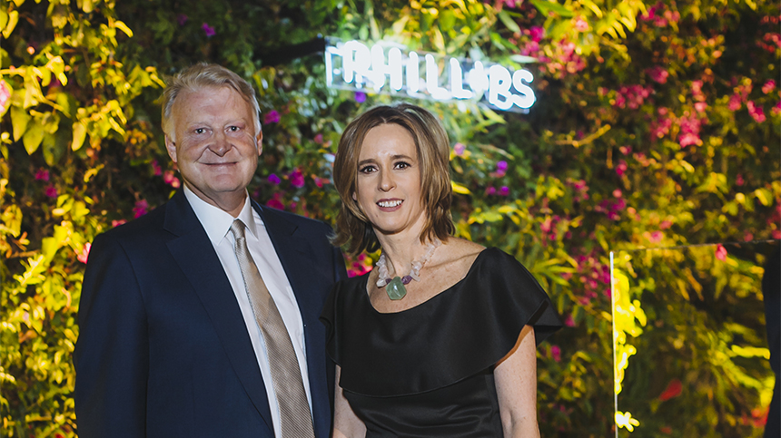 Launching Phillips Auction House in Mexico City