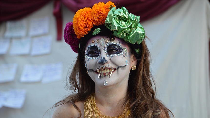 Day of the Dead in San Miguel de Allende 2017