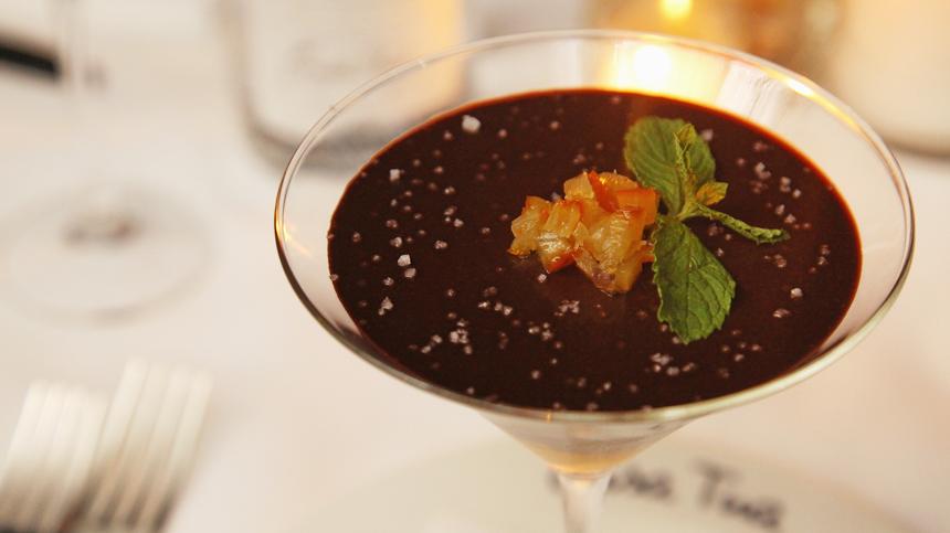 Chocolate Mousse By Simone Mua