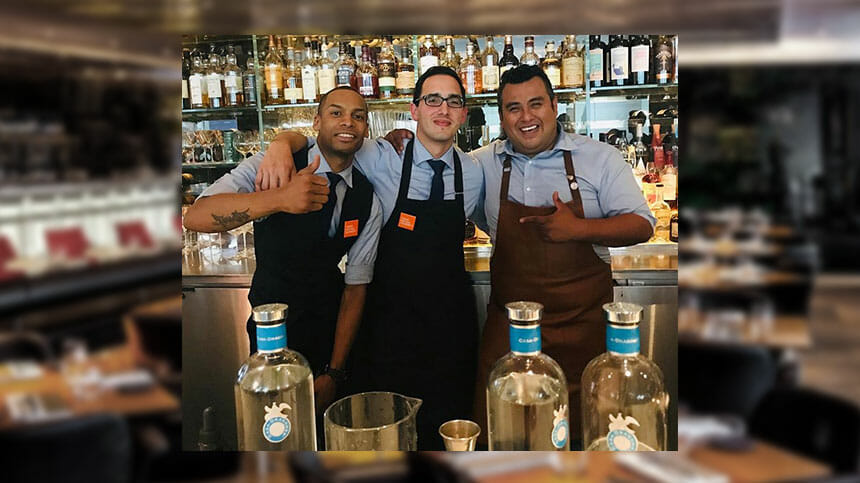 Bartender Residency at The Modern