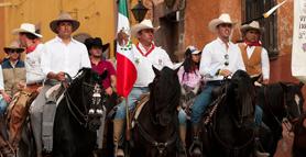 Día de la Independencia en México