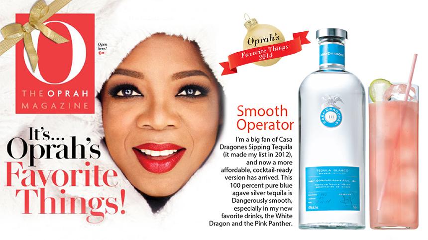 Las Cosas Favoritas de Oprah de 2014