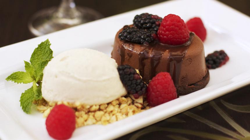 Pastel de Chocolate a la Mexicana