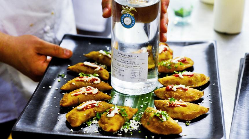Zucchini Empanadas