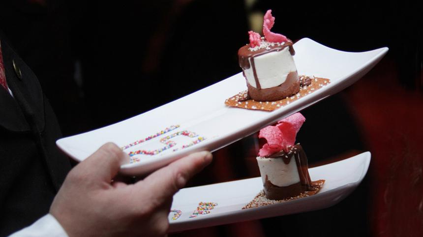 Filigrana Exótica de Chocolate