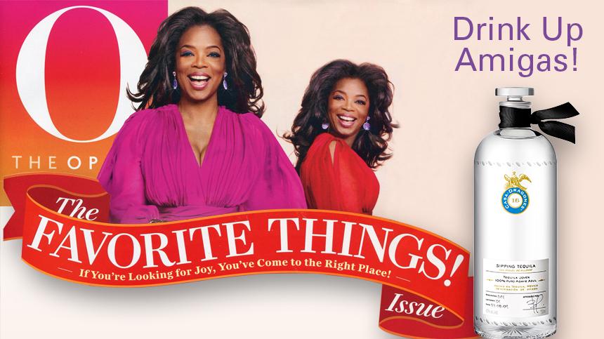 Las Cosas Favoritas de Oprah de 2011