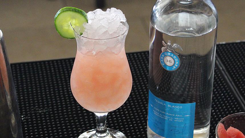 Agua Fresca por Katrina Paulino del Terrazza Lounge en Casa del Mar