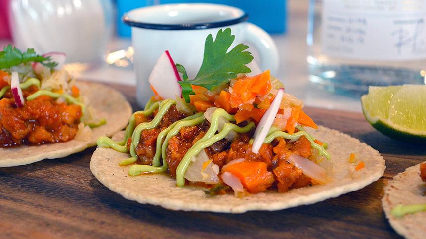 Tacos Coreanos