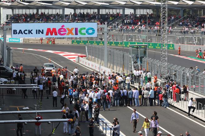 Formula 1® Arranca en la Ciudad de México