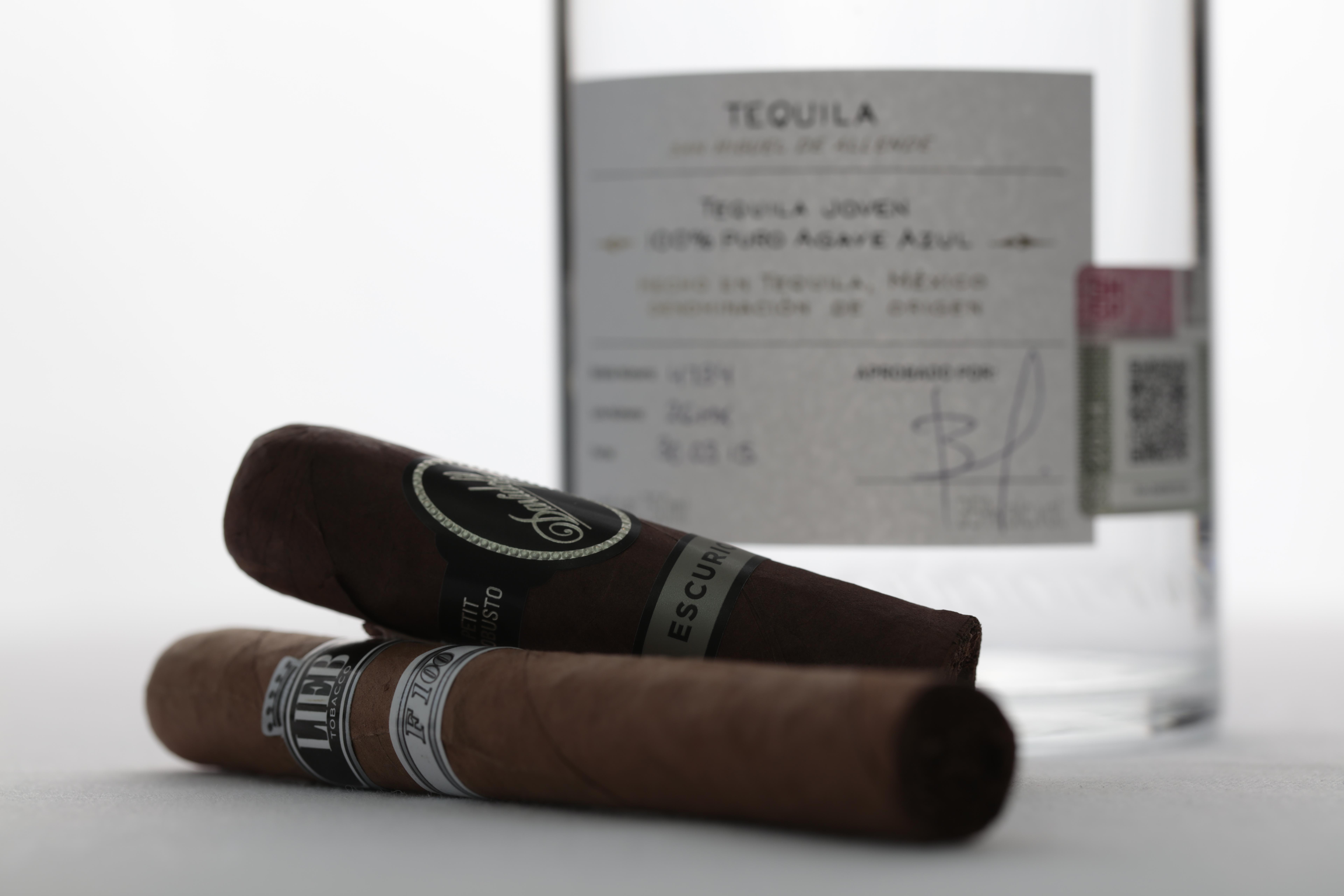Maridaje de puros y tequila para el Día del Padre