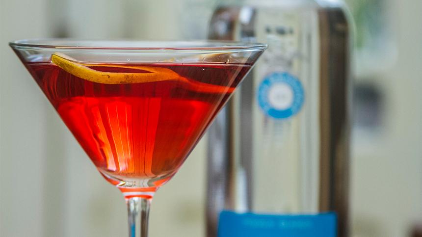Martini Dragón por Elena Reygadas y Johan Valderrábano en Rosetta
