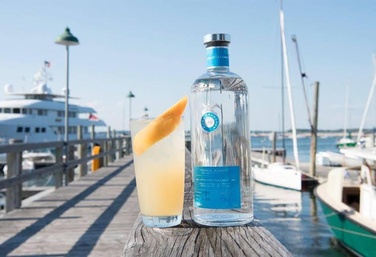 Atardecer en Sag Harbor con Tequila Casa Dragones