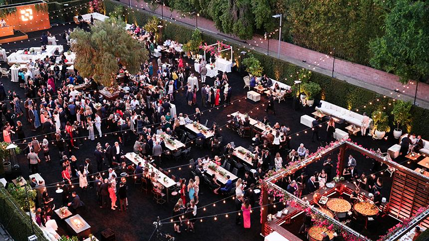 Inauguración VIP de la Marciano Art Foundation (MAF) en Los Ángeles