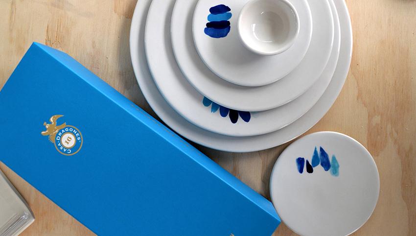 Casa Dragones Colabora con Ceramica Suro, Jose Davila y José Noé Suro