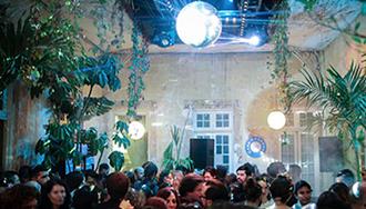 Fiesta de kurimanzutto y Galería OMR en Casa Drolma