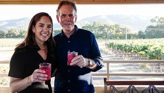 A bordo del Tren del Vino del Valle de Napa con el chef Thomas Keller