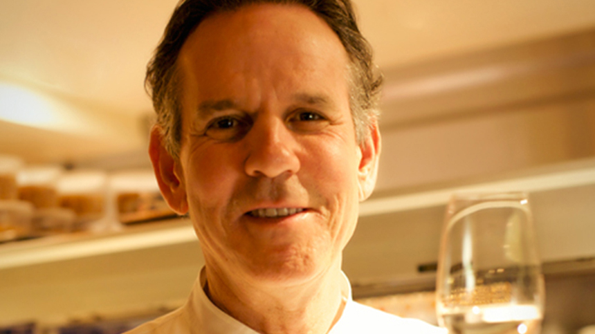 Chef Thomas Keller with Tequila Casa Dragones