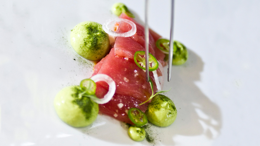 Tequila Pairing - Mexican Tuna
