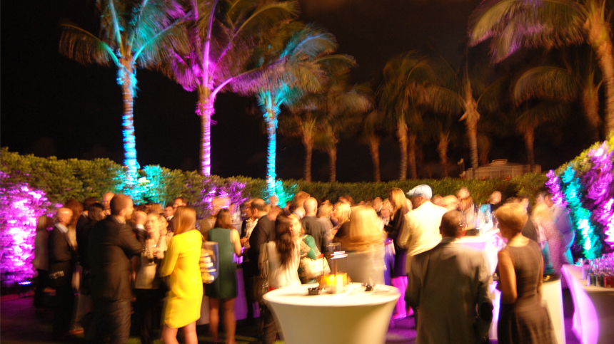 Art Basel Event 2012