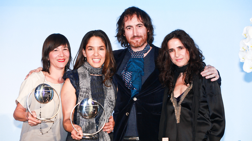 Grand Prix Strategies du Luxe 2010 Awards Tequila Casa Dragones