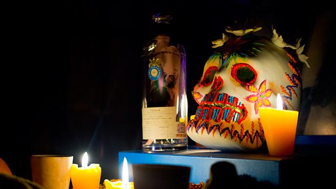 Celebrate Día de los Muertos with Casa Dragones