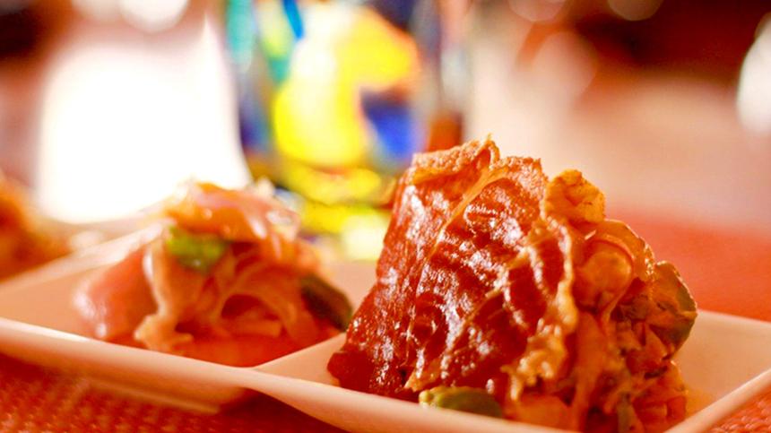 Pairing - Ceviche Sampler
