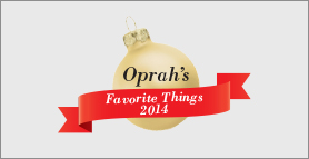 Tequila Casa Dragones Blanco featured on Oprah's Favorite Things 2014