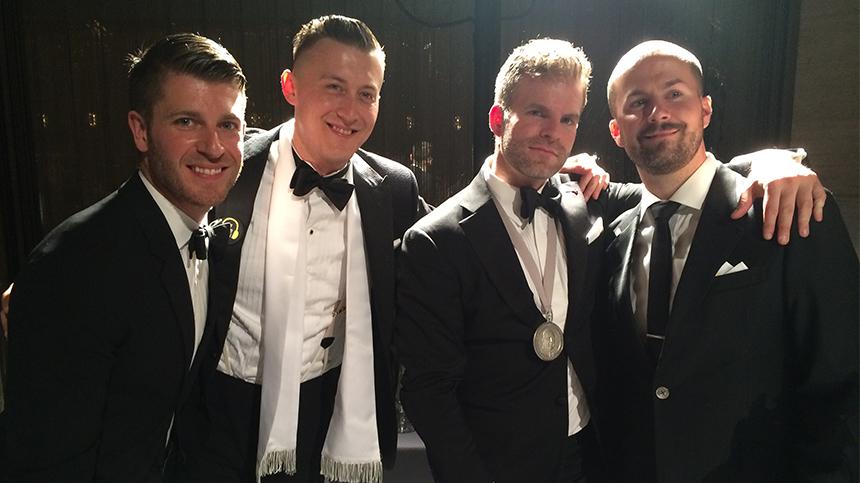 James Beard Foundation Awards 2014 Casa Dragones Tequila