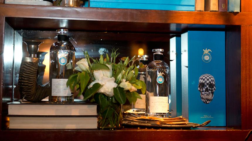 Zona Maco 2013, Gabriel Orozco Limited Edition Tequila Casa Dragones