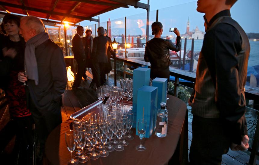 Cocktail Party ar Venice Punta De La Dogana with Tequila Casa Dragones