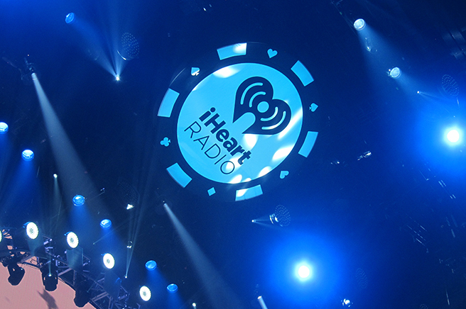 Sipping Tequila at iHeartRadio Music Festival