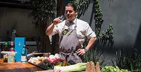 Chef Katsuji Tanabe – Top Chef Mexico