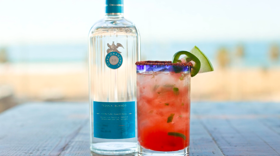Tequila Casa Dragones Blanco: A Favorite Amongst The World's Top Mixologists