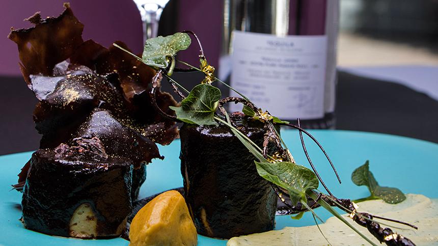 Cocoa Mole at Dulce Patria