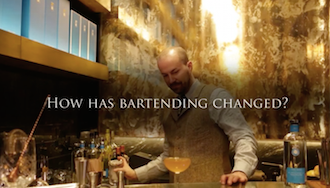 How has bartending changed?