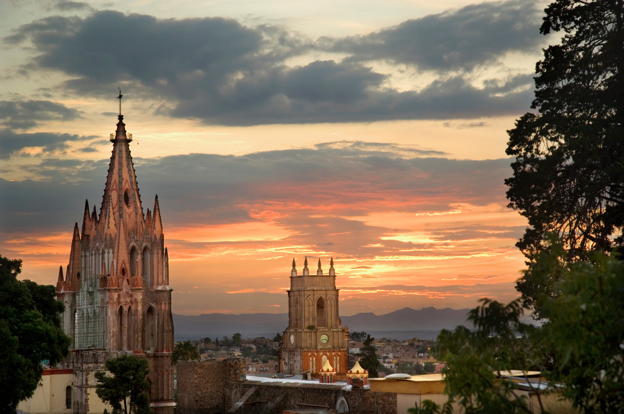 San Miguel de Allende is Named #1 City in the World by Travel + Leisure