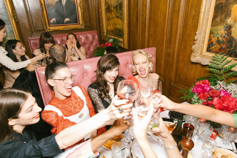 Vogue Pre-Met Gala Dinner