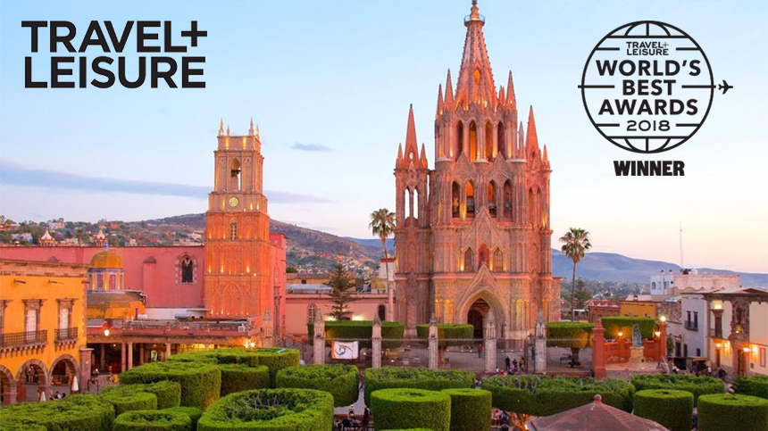travel and leisure san miguel de allende best city world