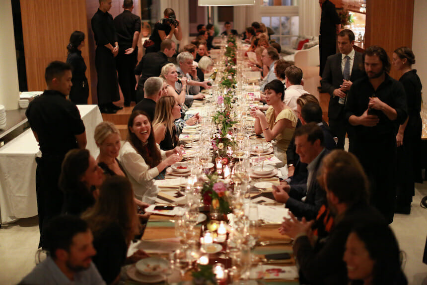 Edible Schoolyard's 9th Annual Harvest Dinner